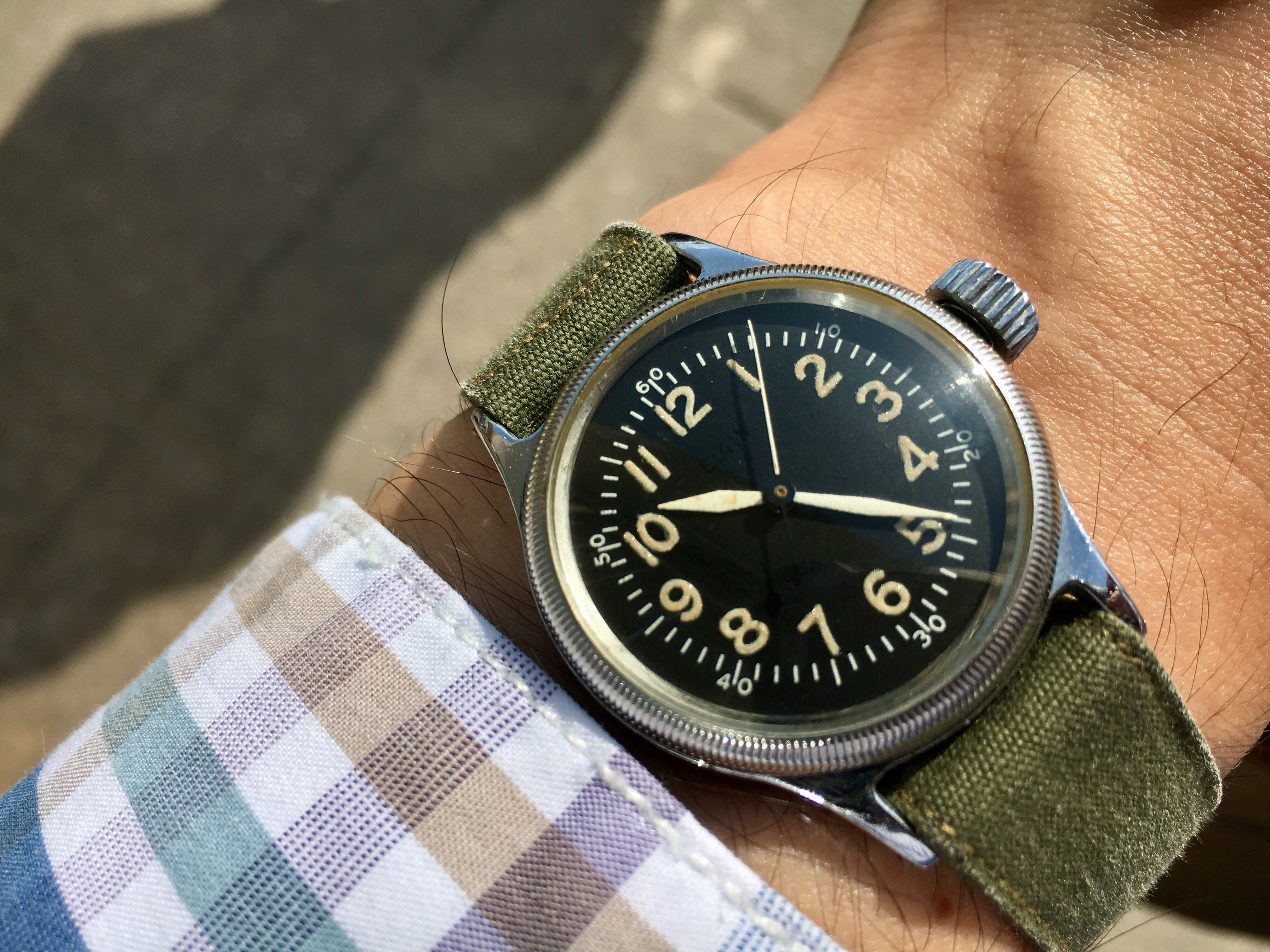 A Brief Guide to the Iconic Military Watches of World War ...