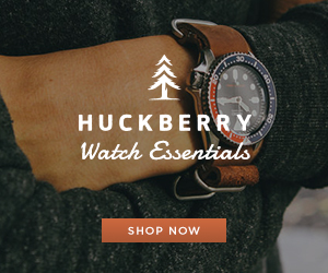 Huckberry Watch Essentials
