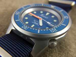 Squale 1521 Atmos Blue
