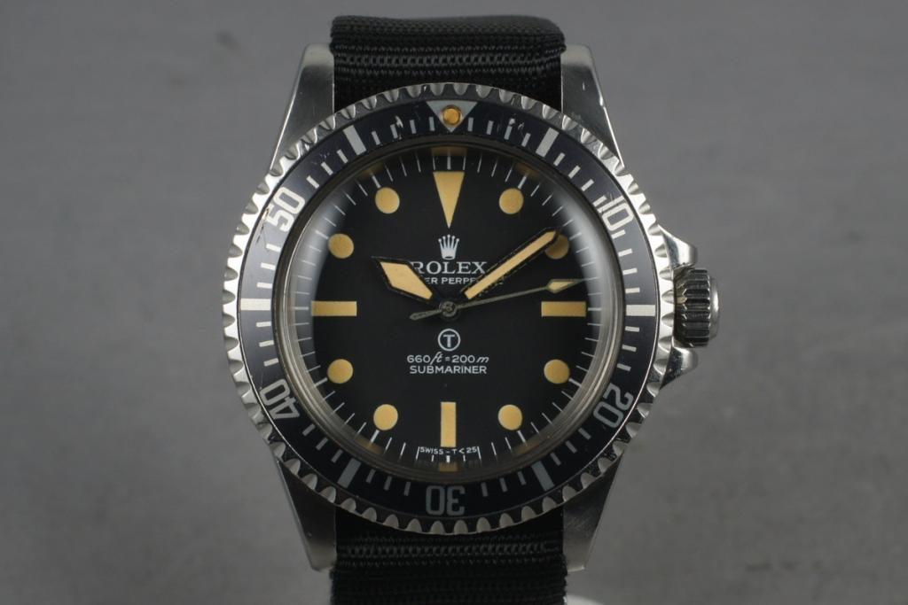 The legendary Rolex 5517
