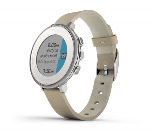 The Pebble Time Round
