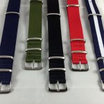 Different NATO Strap Lengths