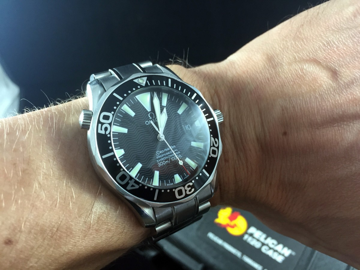 omega seamaster professional 225450 video review � 60clicks