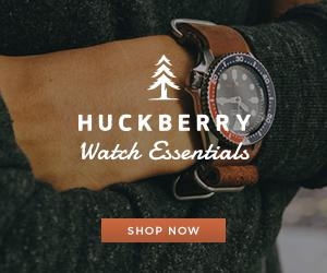 Huckberry Watch Essentials