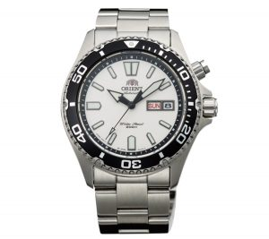 Orient Mako USA White