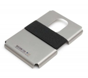 Machine Era Slim Titanium Wallet