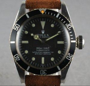 Rolex Submariner 5510