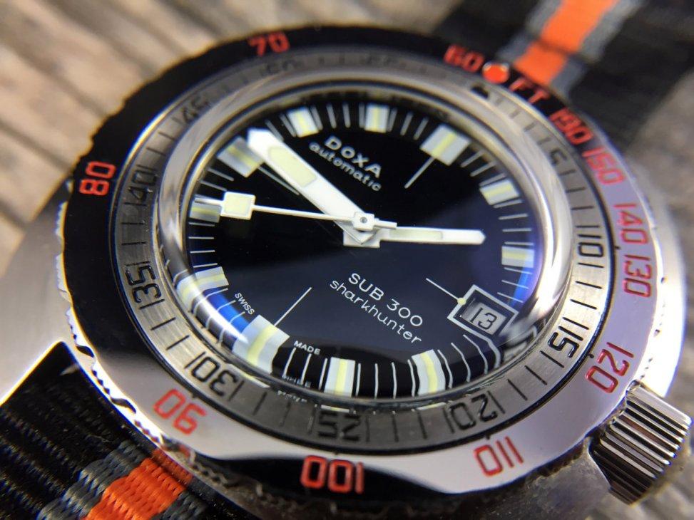 Doxa Sub 300 Sharkhunter
