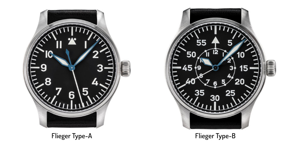 Top 5: German-Made Flieger Pilot Watches