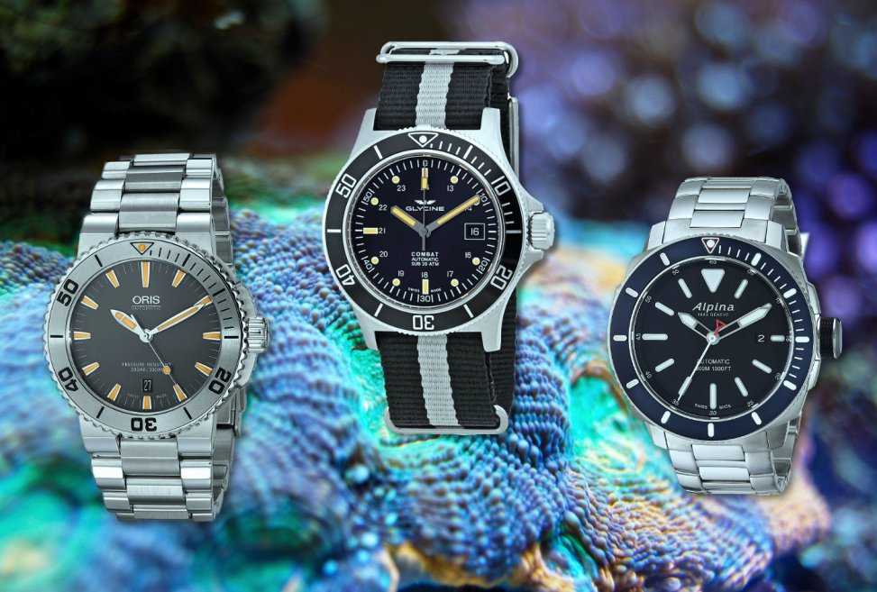 Top 5 best dive watches for under 1 000 60clicks - Best dive watches under 1000 ...